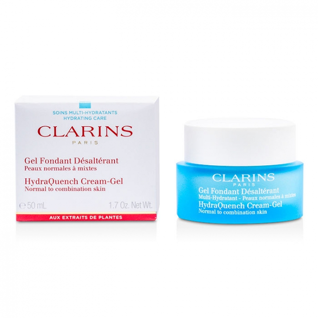 Hydra-Essentiel Cooling Gel - Normal to Combination Skin by Clarins #18